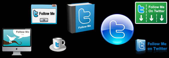 twitter icon von webdesignerdepot